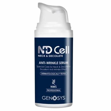 GENOSYS NWS антивозрастная сыворотка для шеи и зоны декольте, 30 мл
