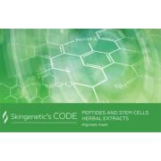 SkinCODE Альгинатная маска с пептидами и стволовыми клетками растений, 30 г