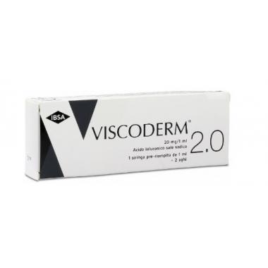Биоревитализант VISCODERM 2,0%