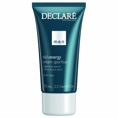 Declare Men Daily Energy Cream Sportive увлажняющий крем для активных мужчин, 75 мл