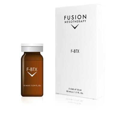Fusion F-BTX Коктейль с гиалуроновой кислотой и петидами (10 мл)