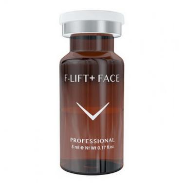 Fusion F-LIFT+FACE Коктейль с гиалуроновой кислотой, пептидами и факторами роста (5 мл)