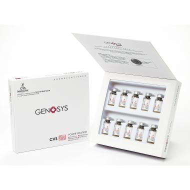 Genosys CVS Power Solution KIT Профессиональная восстанавливающая сыворотка, 10Х2 мл