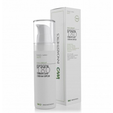 INNO-DERMA Total Urban Day Cream Дневной защитный крем для лица с SPF20 (50 гр.)