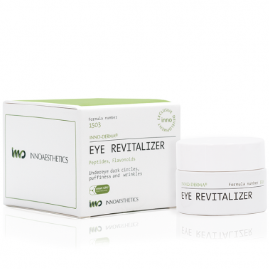 NNO-DERMA Eye Revitalizer восстанавливающий крем с омолаживающим действием для кожи вокруг глаз, 15 г