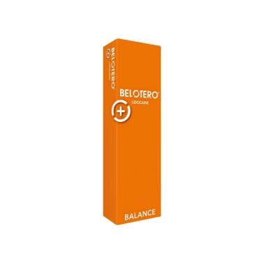 Филлер Belotero Balance Lido (с лидокаином 1,0 мл)