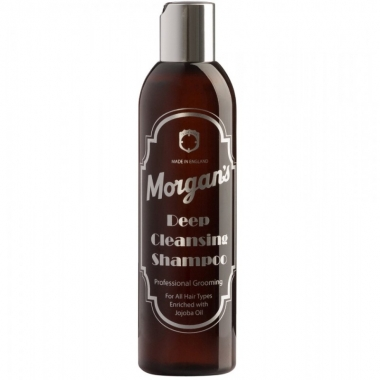Morgans шампунь глубокое очищение, 250 мл