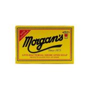 Morgans антибактериальное лечебное мыло, 80 г