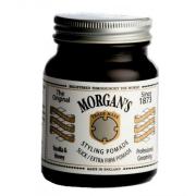 Morgans помада для укладки Vanilla & Honey экстра сильной фиксации без блеска, 100 г