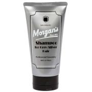 Morgans шампунь для осветленных и седых волос, 150 мл