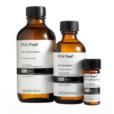 Pca Skin модифицированный пилинг Джесснера с гидрохиноном и резорцином (7,4 мл)