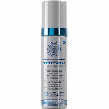 TEBISKIN UV-Sooth Фотозащитное средство, 50 мл