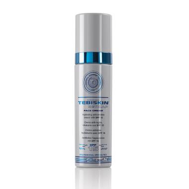TEBISKIN Reticap face cream Дневной крем для лица от морщин SPF15 с чистым ретинолом, 50 мл
