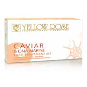 YELLOW ROSE CAVIAR & MARINE DNA FACE TREATMENT (на 8 процедур)