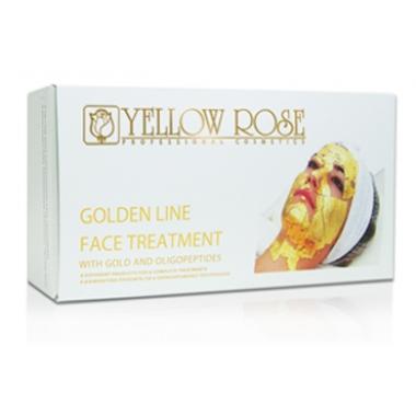 YELLOW ROSE GOLDEN LINE FACE TREATMENT (на 6 процедур)