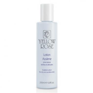YELLOW ROSE Азуленовый лосьон для сухих типов, LOTION AZULENE (200 мл)