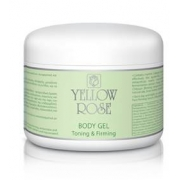 YELLOW ROSE BODY GEL TONING & FIRMING Гель для тела (250 мл)