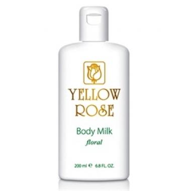 YELLOW ROSE Body Milk Молочко для тела (200 мл)