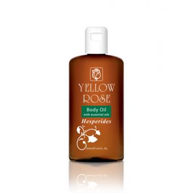 YELLOW ROSE Body Oil-Hesperides Масло для тела с цитрусовыми (500 мл)
