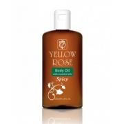 YELLOW ROSE Body Oil - Spicy Масло для тела с пряностями (500 мл)
