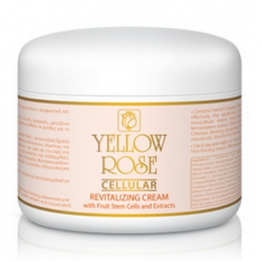 Yellow Rose CELLULAR REVITALIZING CREAM WITH FRUIT STEM CELLS Крем с экстрактами фруктов (250 мл)