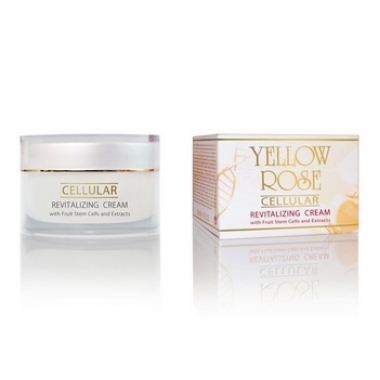 Yellow Rose CELLULAR REVITALIZING CREAM WITH FRUIT STEM CELLS Крем с экстрактами фруктов (50 мл)