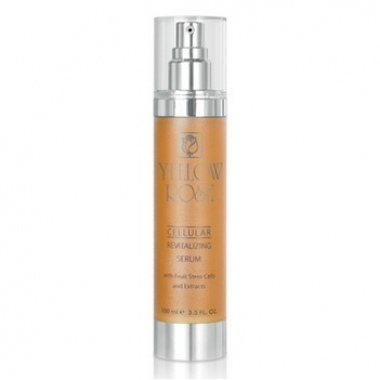 Yellow Rose CELLULAR REVITALIZING SERUM with fruit stem cells and extracts Сыворотка с экстрактами фруктов (100 мл)