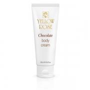 YELLOW ROSE Chocolate Body Cream Крем шоколадный для тела (250 мл)