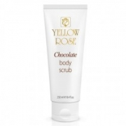 YELLOW ROSE Chocolate Body Scrub Скраб шоколадный для тела (250 мл)