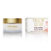 Yellow Rose CHOCOLATE FACE CREAM Крем шоколадный для лица (50 мл)