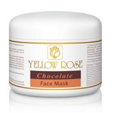 YELLOW ROSE CHOCOLATE FACE MASK Маска шоколадная для лица (250 мл)