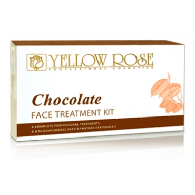YELLOW ROSE CHOCOLATE FACE TREATMENT (на 8 процедур)