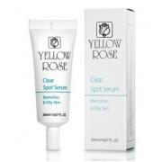Yellow Rose CLEAR SPOT SERUM Сыворотка для жирной и проблемной кожи (20 мл)