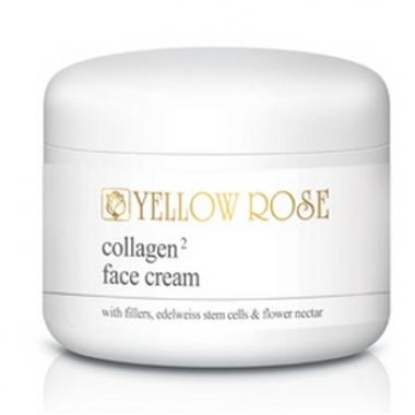 Yellow Rose COLLAGEN2 FACE CREAM Крем с коллагеном (250 мл)