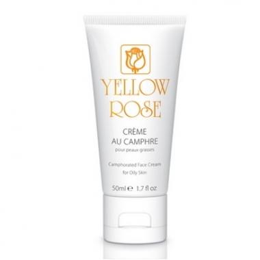 Yellow Rose CREME AU CAMPHRE Крем с камфорой для проблемной и жирной кожи (50 мл)