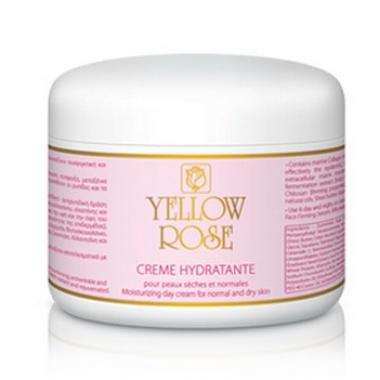 Yellow Rose CREME HYDRATANTE Крем увлажняющий для нормальной и сухой кожи (250 мл)