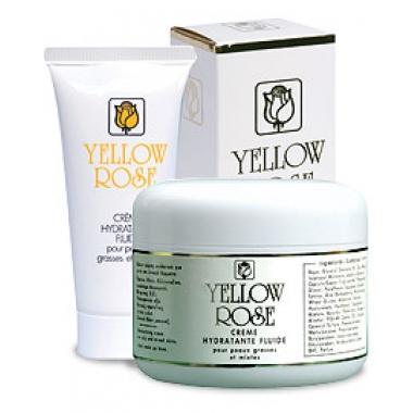 Yellow Rose Creme Hydratante Fluide Крем увлажняющий для комбинированной кожи (250 мл)
