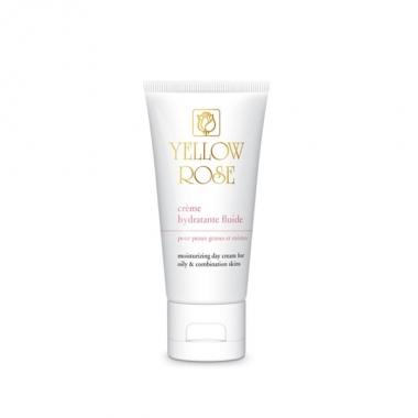 Yellow Rose Creme Hydratante Fluide Крем увлажняющий для комбинированной кожи (50 мл)