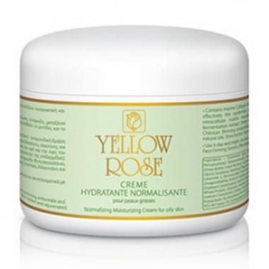 Yellow Rose Creme hydratante normalisante Крем увлажняющий для жирной кожи (250 мл)