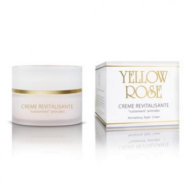 Yellow Rose CREME REVITALISANTE Крем ночной восстанавливающий (50 мл)