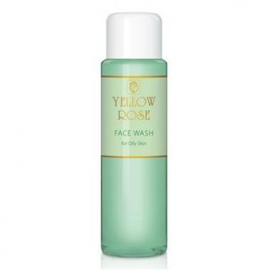 YELLOW ROSE FACE WASH FOR OILY SKIN Гель очищающий для жирной кожи (500 мл)
