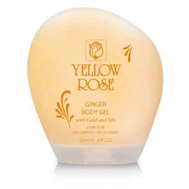 YELLOW ROSE GINGER BODY GEL Гель для тела с имбирем (250 мл)