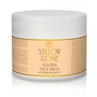 YELLOW ROSE GOLDEN LINE–FACE POWDER MASK Маска моделирующая (150 гр)