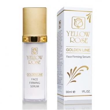 Yellow Rose Golden Line Face Firming Serum Сыворотка укрепляющая омолаживающая (30 мл)