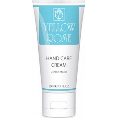 YELLOW ROSE Hand Care Cream Крем для рук (50 мл)