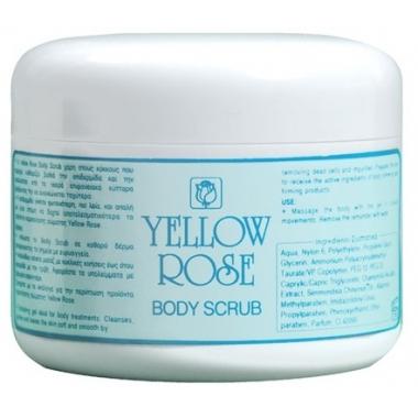 YELLOW ROSE HERBAL BODY SCRUB Скраб для тела (500 мл)