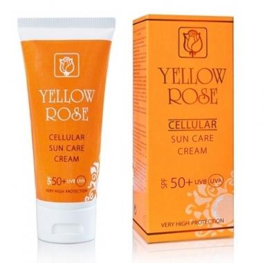 YELLOW ROSE Крем солнцезащитный тонирующий СПФ 15 (50 мл)