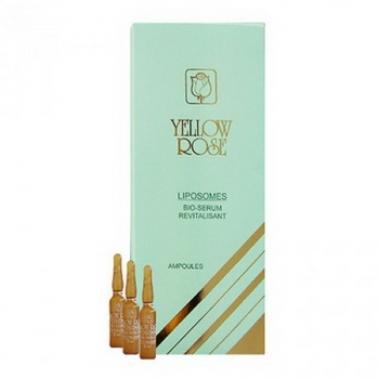 Yellow Rose LIPOSOMES BIO - SERUM Биосыворотка с липосомами (12х3 мл)