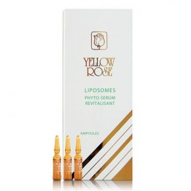 Yellow Rose Liposomes Phyto-Serum Фитосыворотка с липосомами (12х3 мл)
