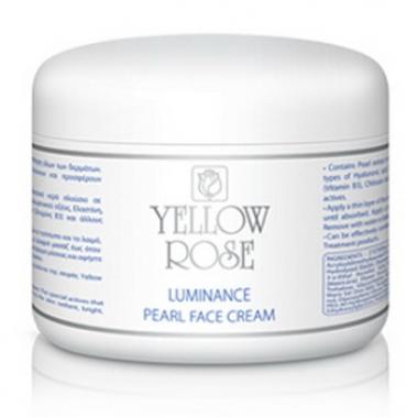 Yellow Rose LUMINANCE PEARL FACE CREAM Крем с жемчугом (250 мл)